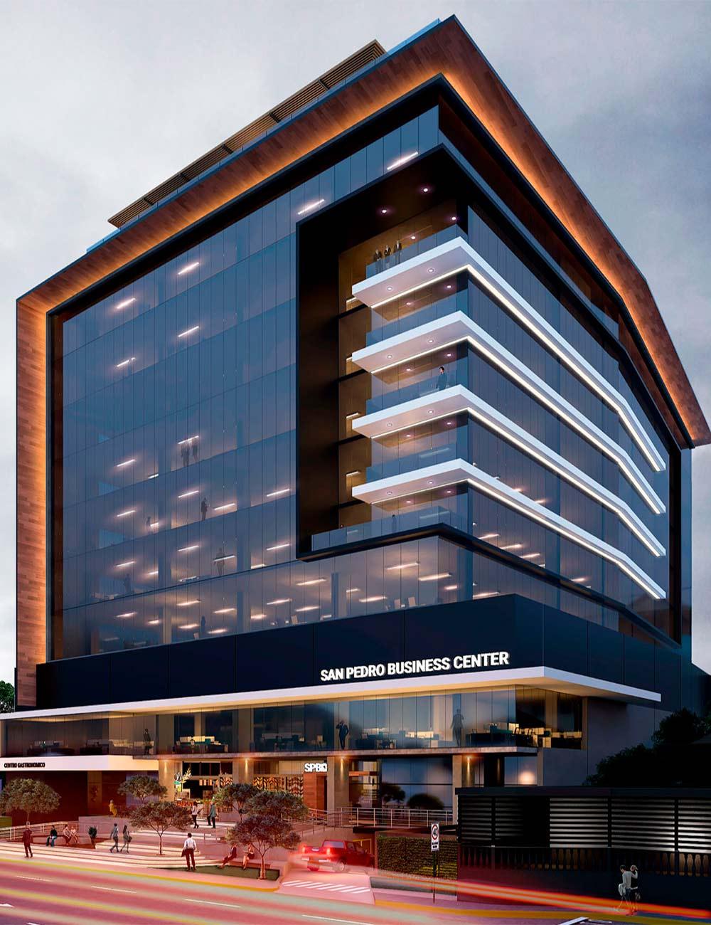 San Pedro <em>Business Center</em>